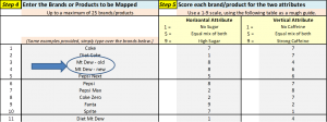 repositioning using excel